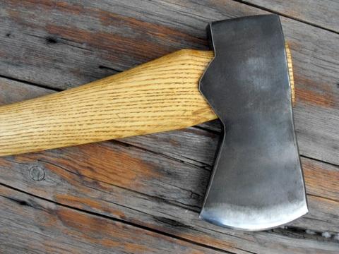 Kentucky style axe head