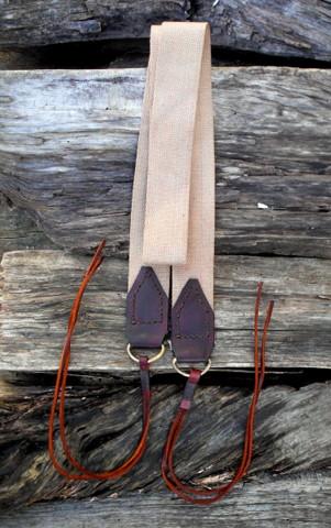 powder horn strap