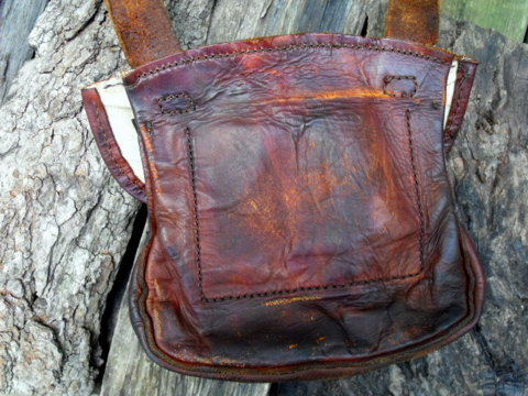 longrifle hunting bag