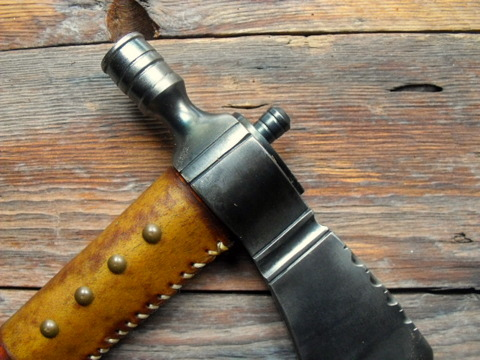 custom pipe tomahawk