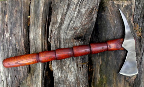 custom tomahawk