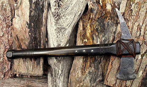 frontier warhawk - tomahawk