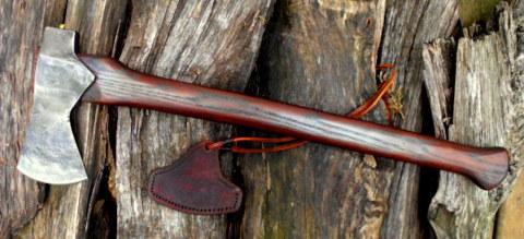 frontier colonial axe