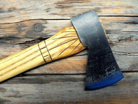 colonial trade-axe