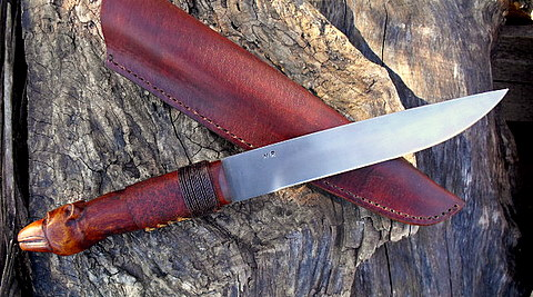 Magua's knife - The Last of the Mohicans