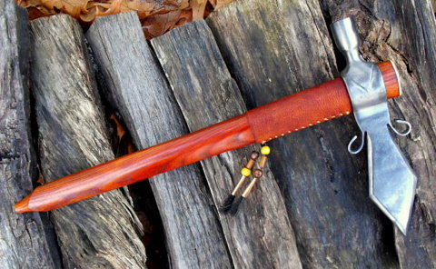 spontoon pipe tomahawk