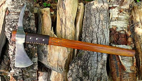 Custom-tomahawks, Gallery of past works